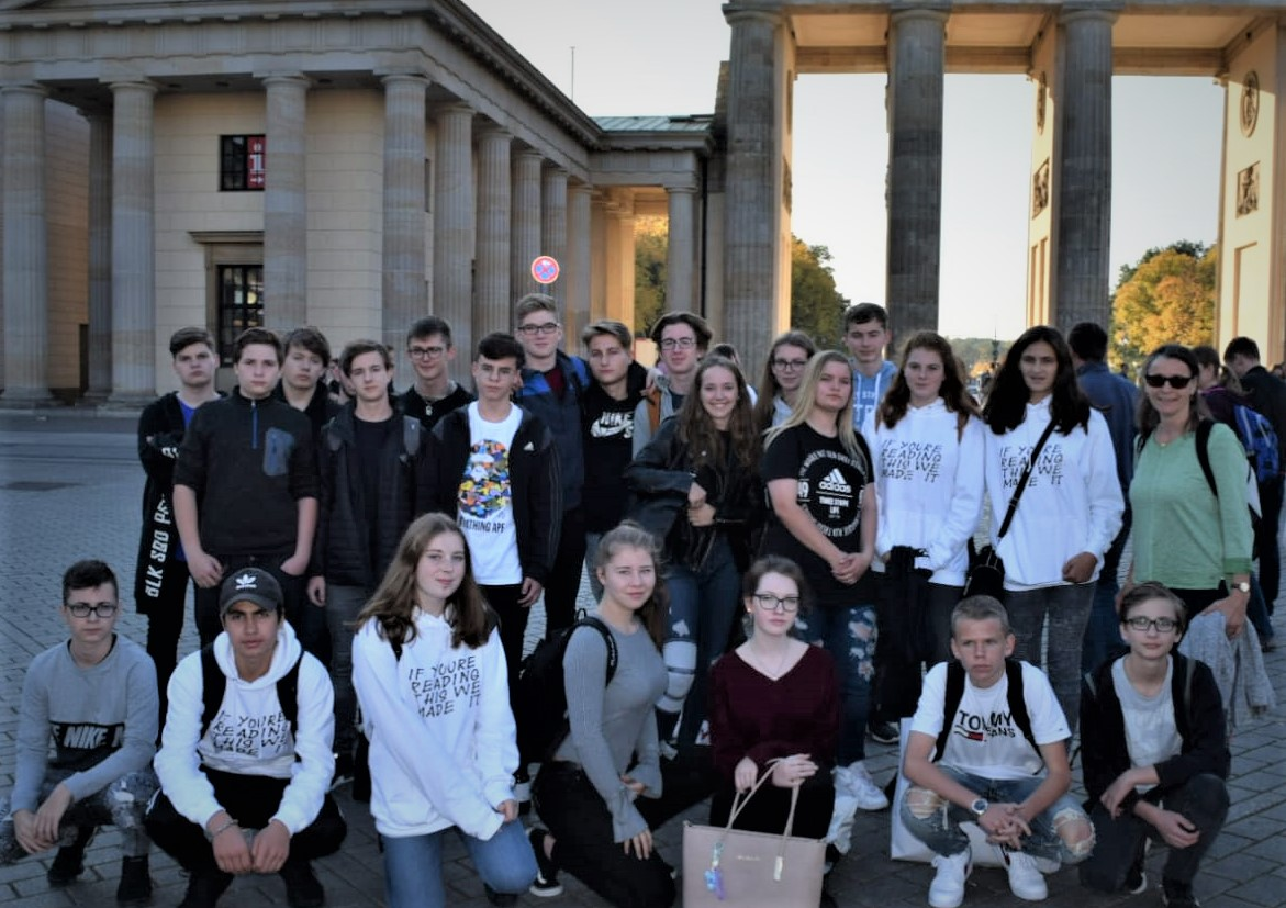 10b am Brandenburger Tor
